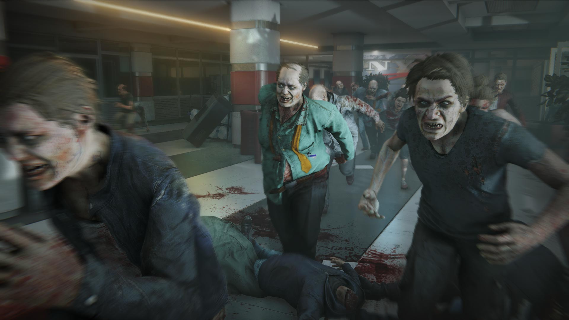 World War Z news, gameplay, and trailers