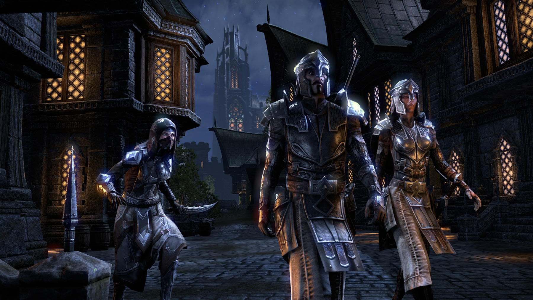 Eso Best Solo Class 2019 Ranking The Top 5 Best ESO Builds (2019 Edition) | GAMERS DECIDE