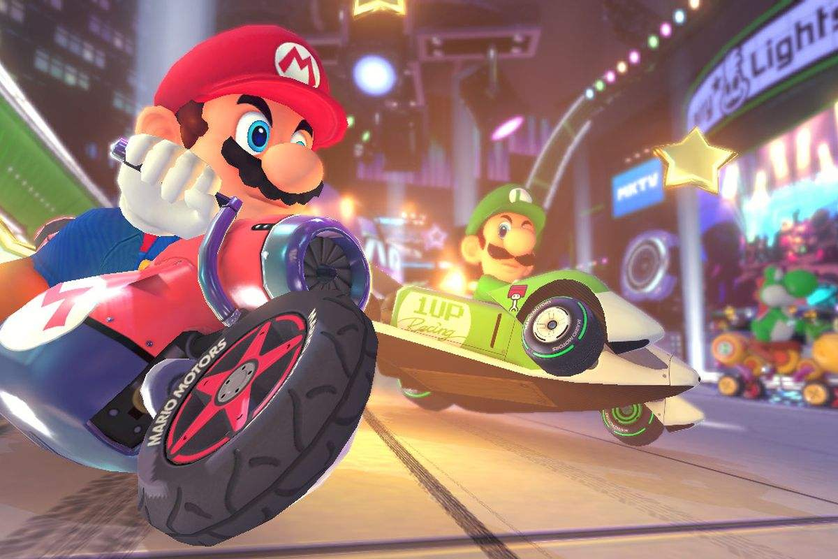 Top 10 Best Mario Kart 8 Characters Gamers Decide