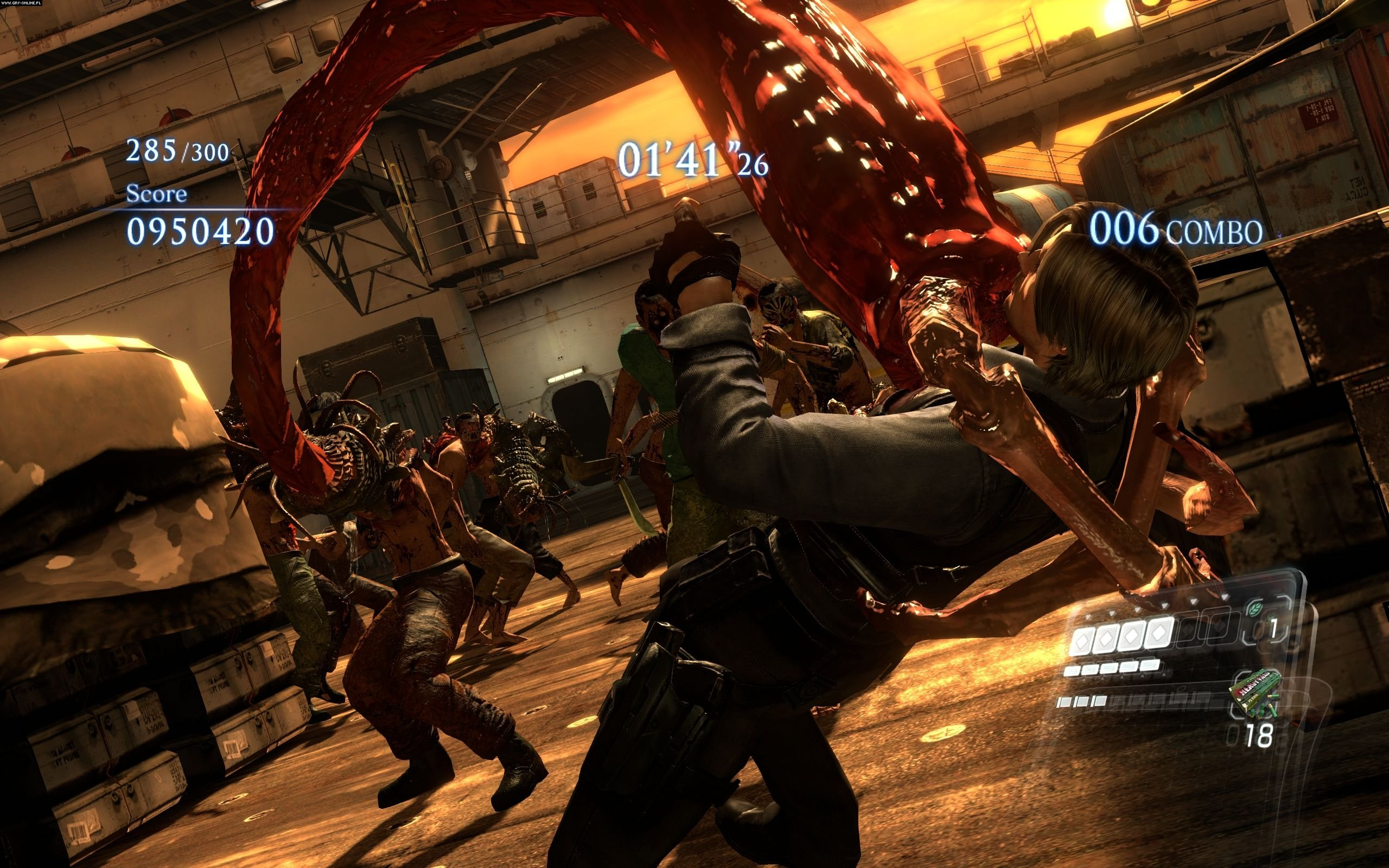Resident Evil 6 Best Skills Guide For All Characters Gamers Decide