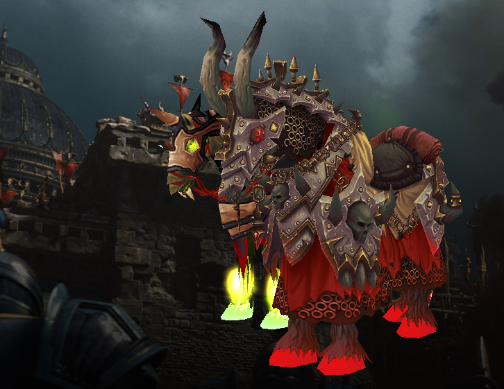 Top 10 Best Wow Ground Mounts Bfa Most Awesome Looking Gamers Decide