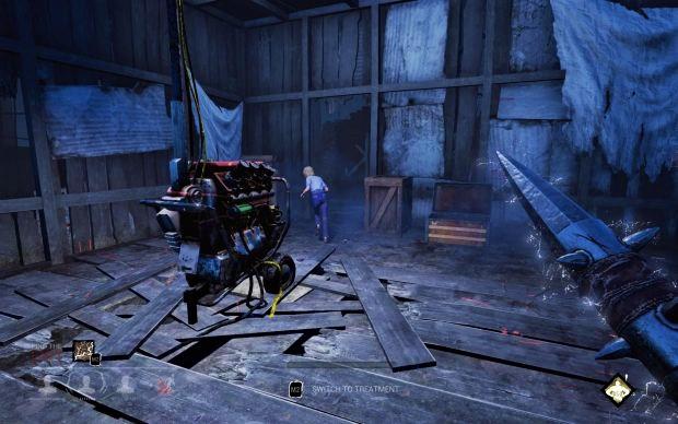 generator, Dead by Daylight