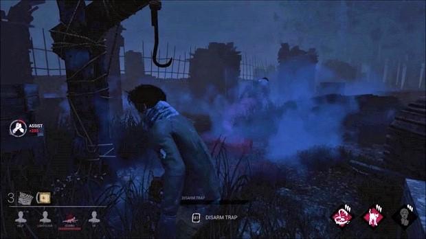 sabotage, jake, dead by daylight