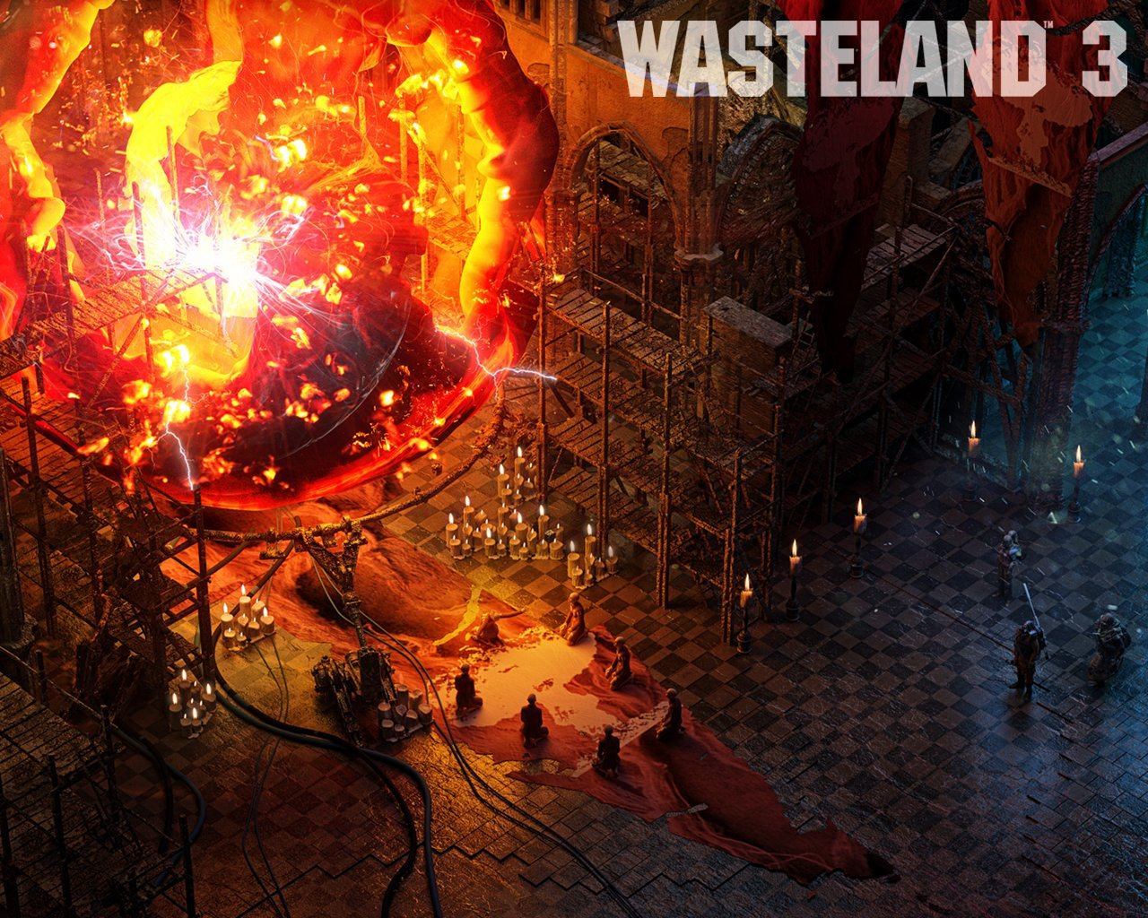 Asynchronous Multiplayer Wasteland 3