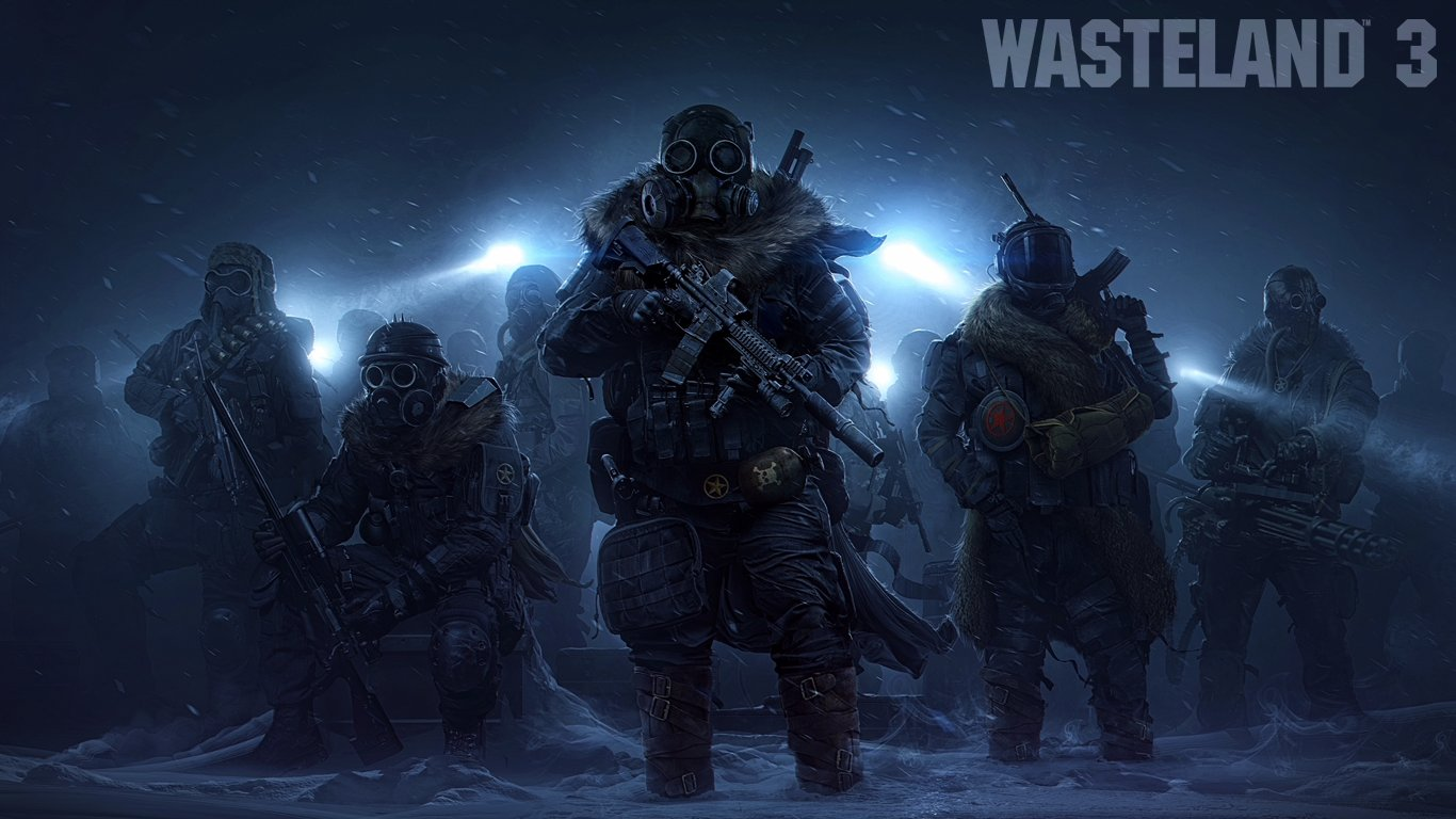 Ranger Squad in Wasteland 3