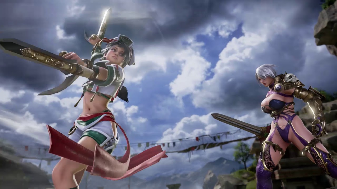 Soul Calibur VI: Female Characters Ranked Worst To Best