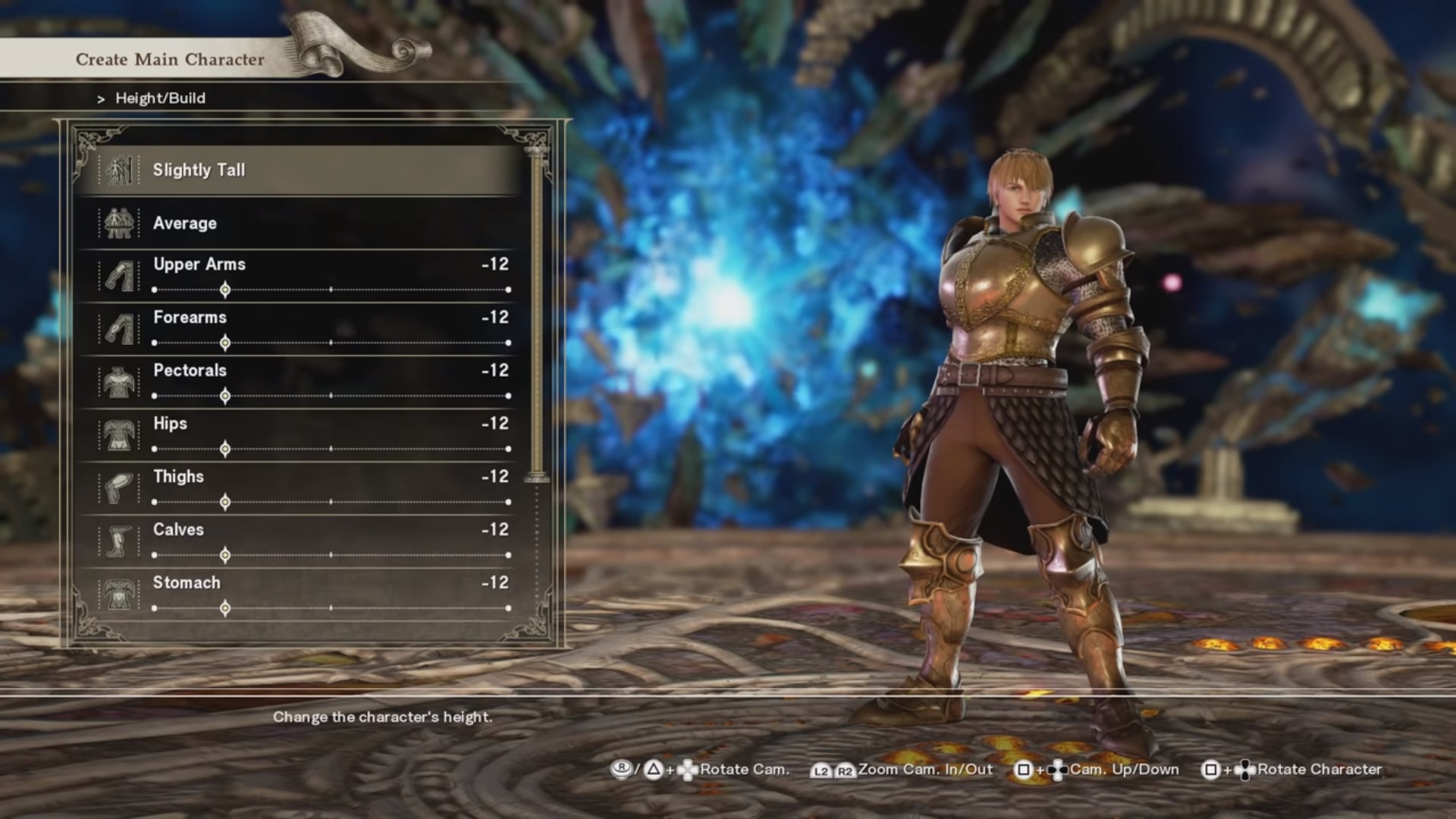 Soul Calibur VI Custom Characters Guide (How To Create Your
