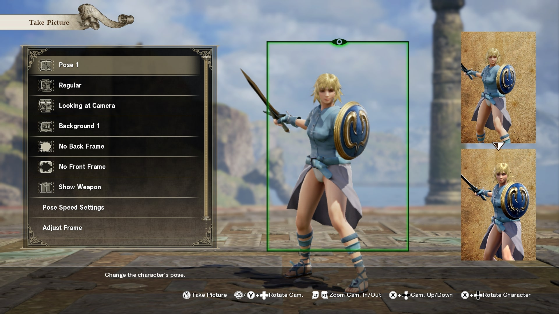 Soul Calibur VI Custom Characters Guide (How To Create Your Own