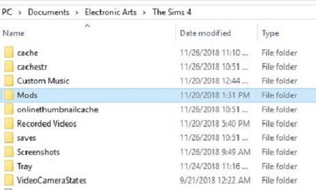 Sims 4 Tray File
