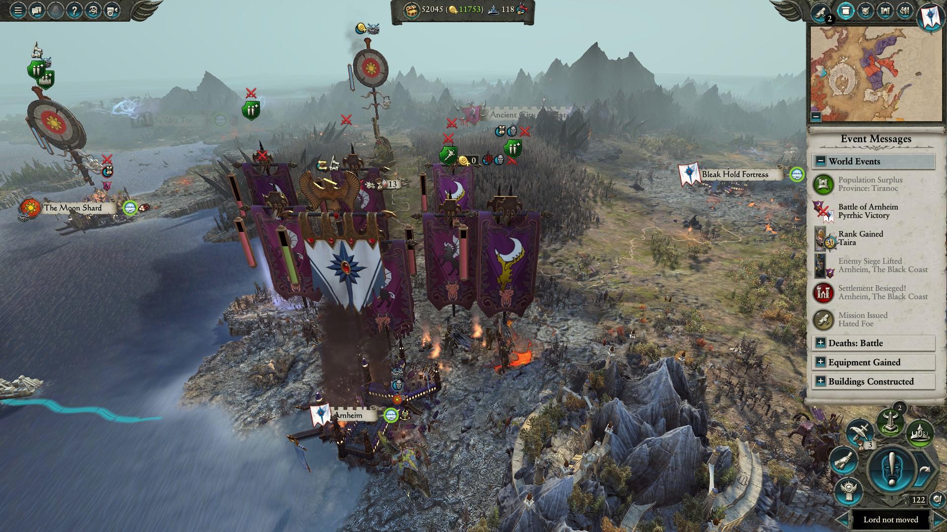 total war warhammer 2 high elves unit guide