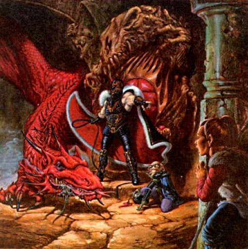 Top 10 Most Powerful D&D Dragons For Adventurers To Defeat