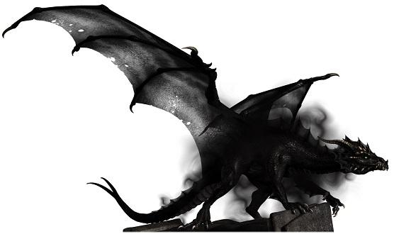 Dragon Contracting Magic Shadow_dragon