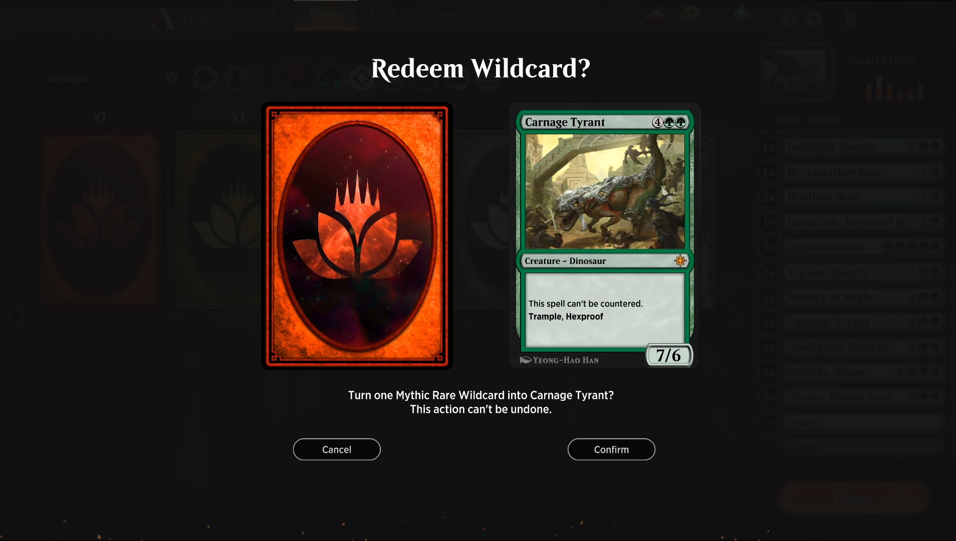 MTG Arena: Best Ways to Get Cards | GAMERS DECIDE
