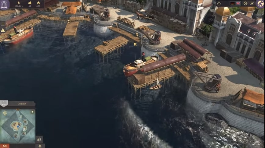anno 1800 naval trade - Top 25 Upcoming Strategy Games We Are Excited For (2019-2022)