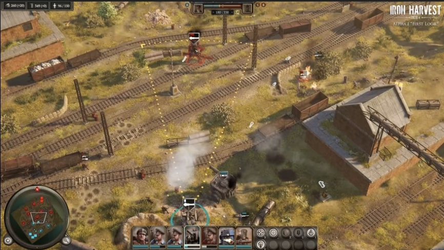 iron harvest field equipment - Top 25 Upcoming Strategy Games We Are Excited For (2019-2022)