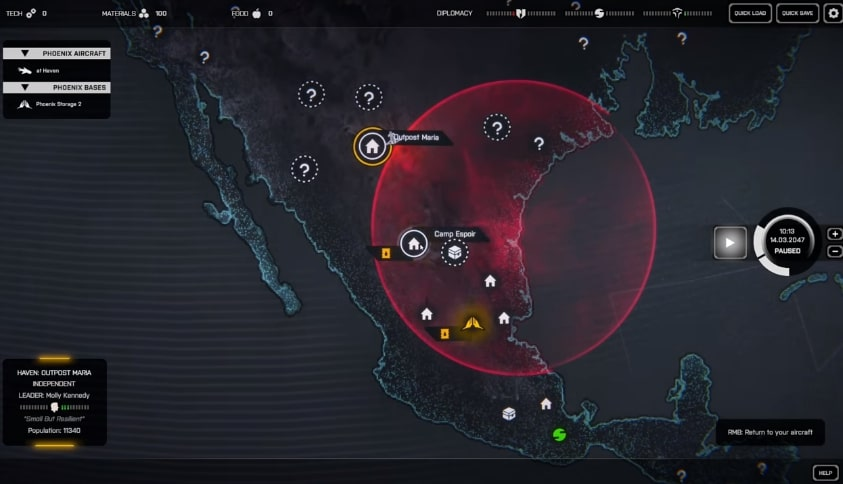 phoenix point mission map - Top 25 Upcoming Strategy Games We Are Excited For (2019-2022)