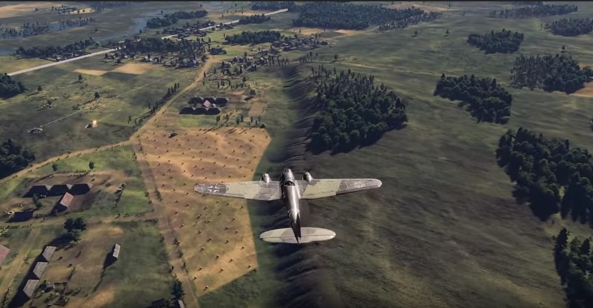 steel division 2 plane - Top 25 Upcoming Strategy Games We Are Excited For (2019-2022)