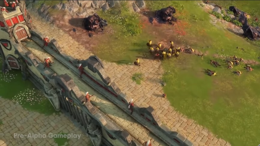 the settlers castle defense - Top 25 Upcoming Strategy Games We Are Excited For (2019-2022)