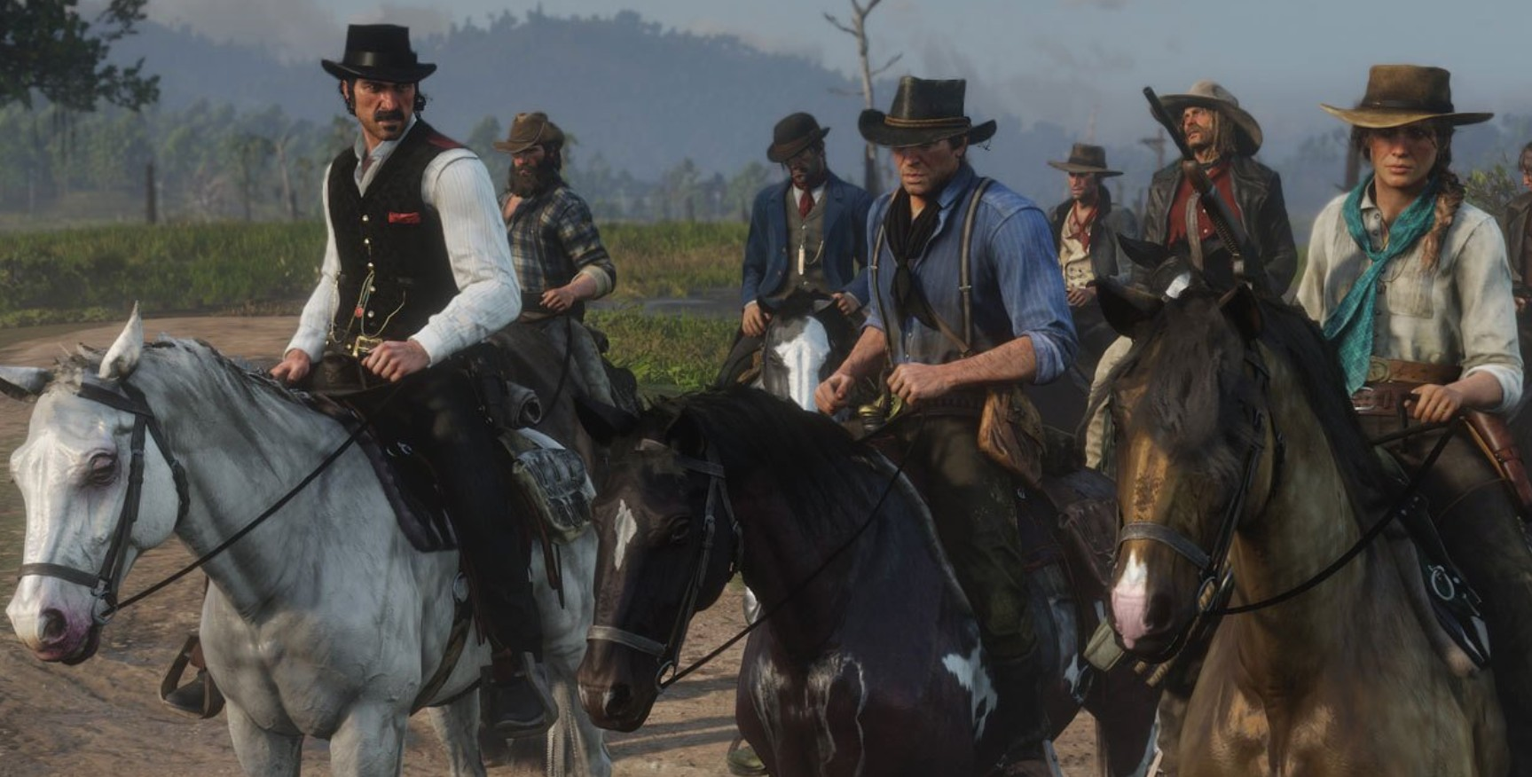 10 Reasons Why Red Dead Redemption 2 is the Best Game of 2018