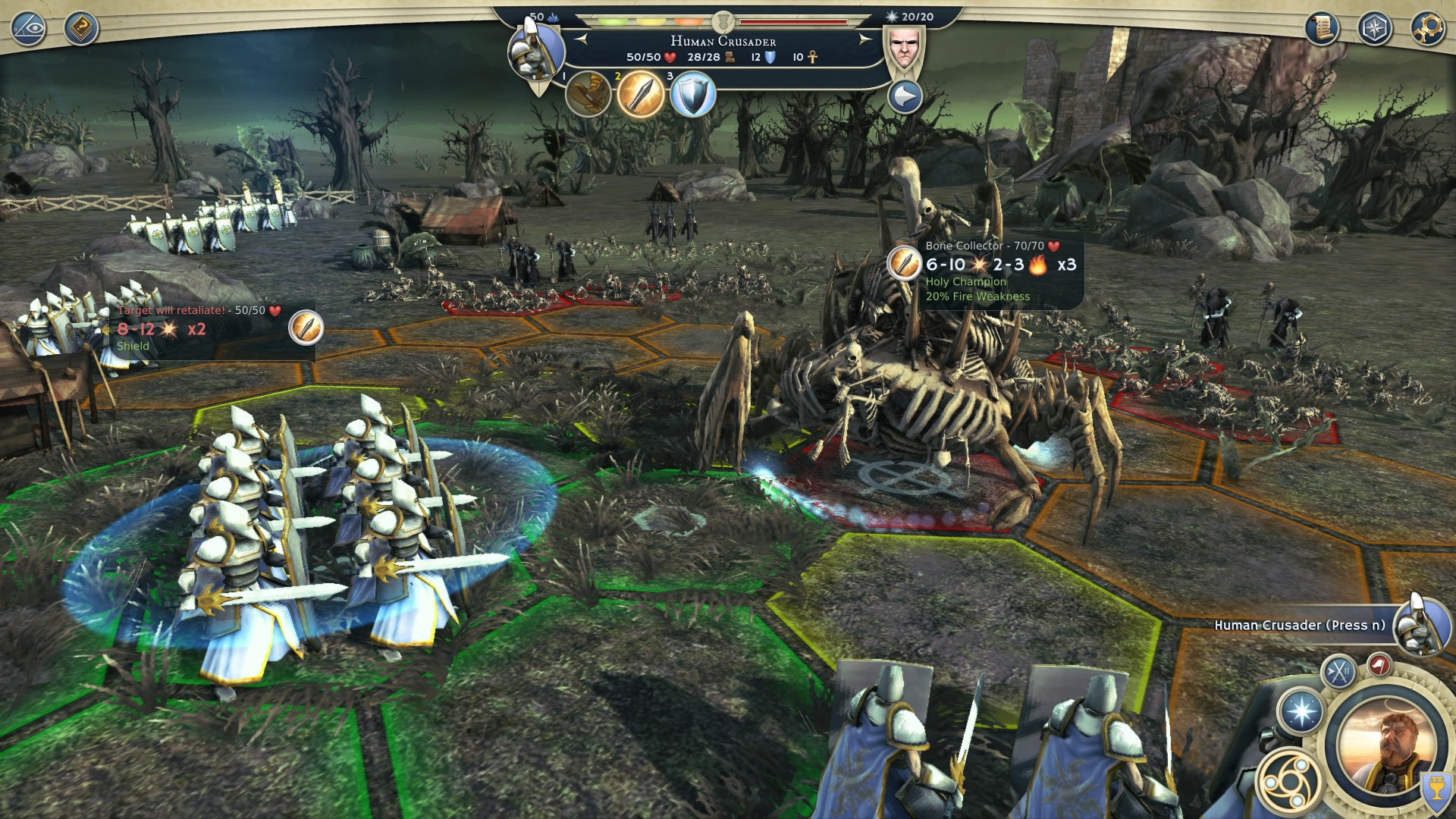 To War: Tactical strategy is excellent, and it is very welcoming to experienced Civ 5 players.