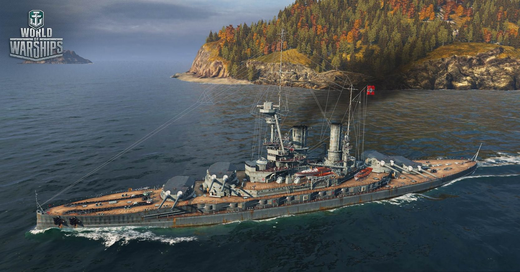 World of Warships Best Battleships For Every Tier | GAMERS