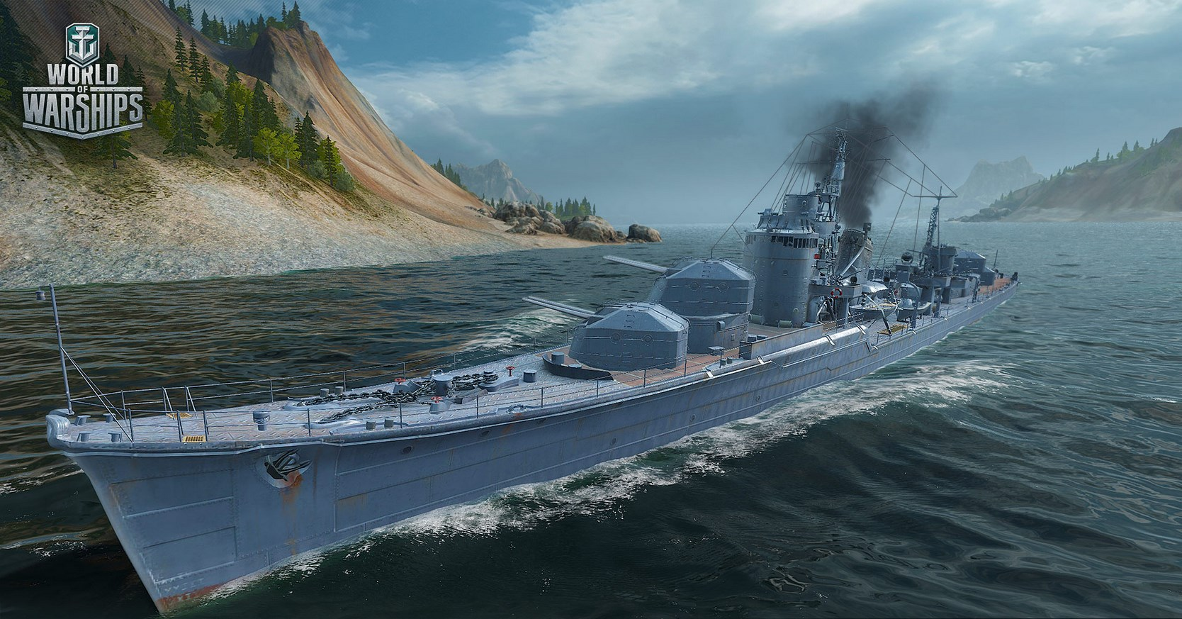 Best Ship In World Of Warships Blitz