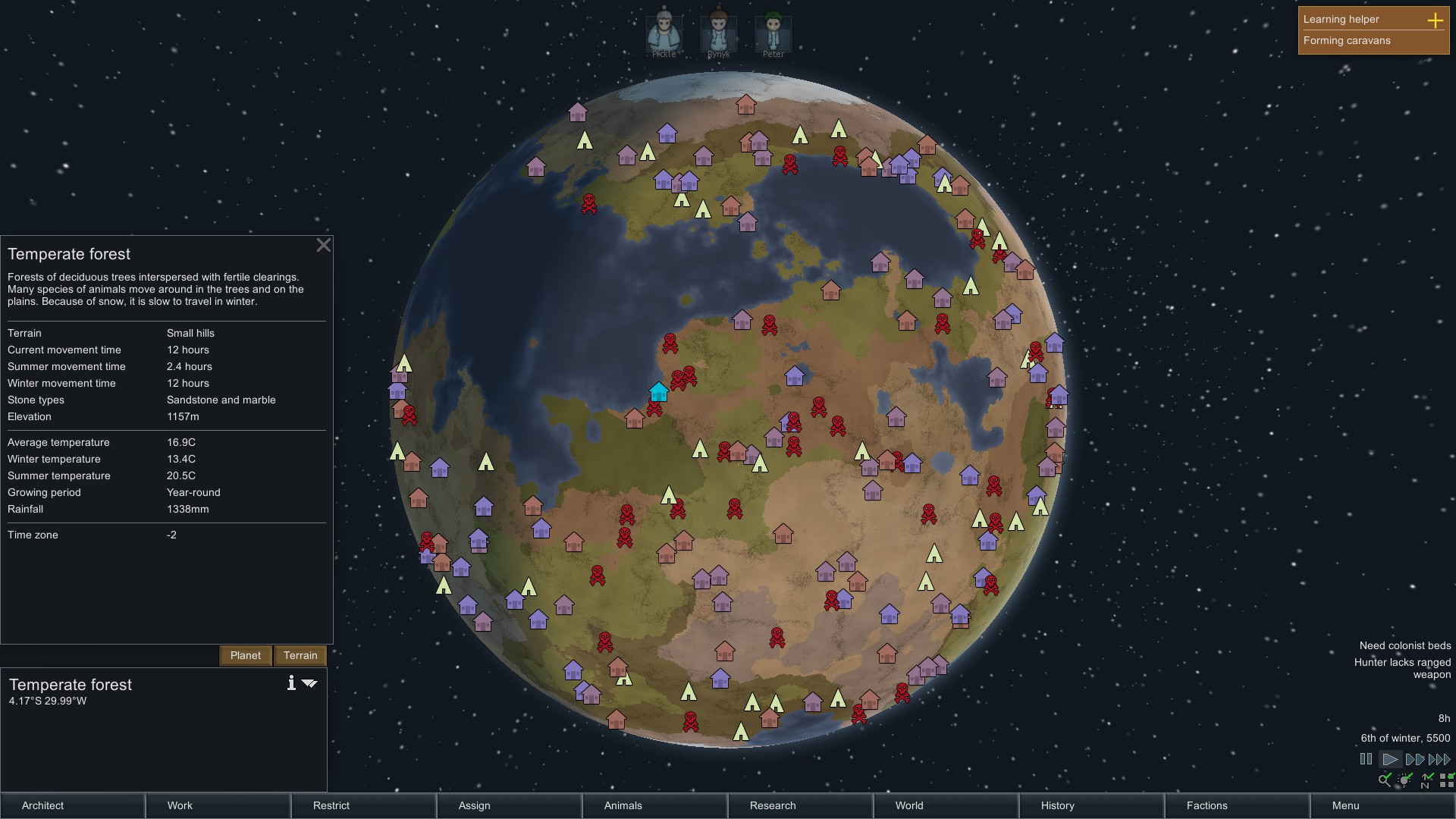 50 Most Useful Rimworld Tips For Beginners   GAMERS DECIDE