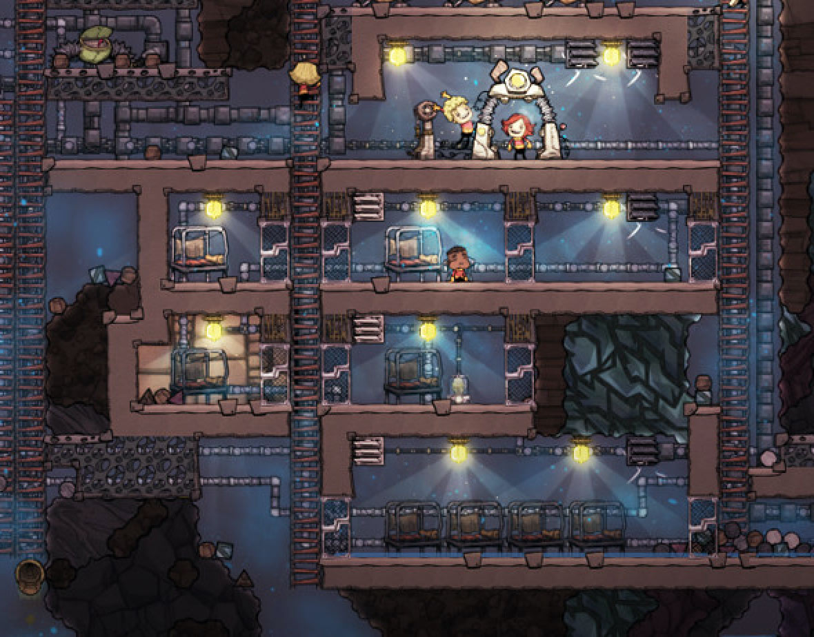 Top 15 Games Like Starbound (Games Better Than Starbound In