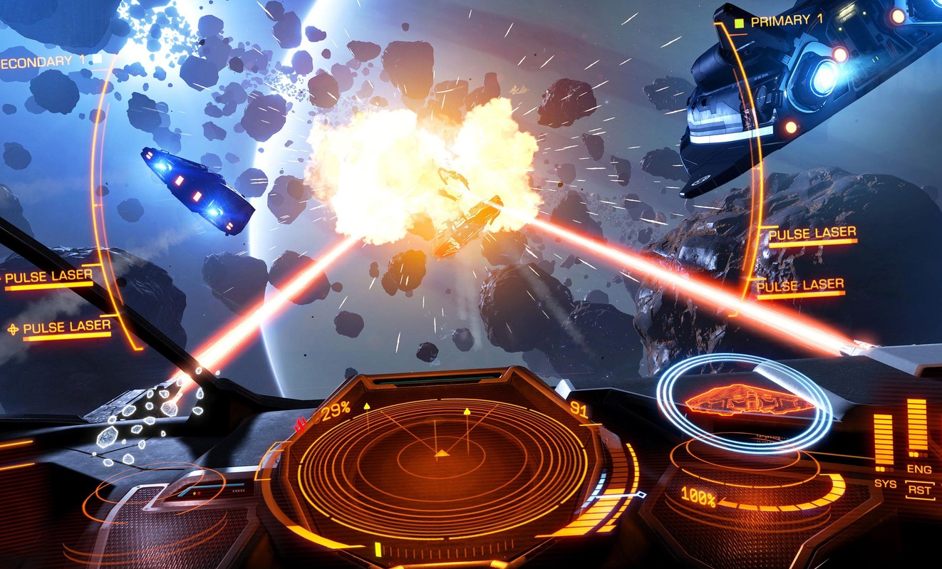 Top 11 Ultimate Best Space Games To Play in 2019 | GAMERS DECIDE