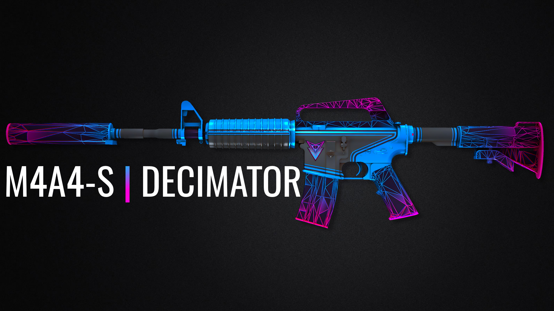 Top 10 CSGO Best M4A1-S Skins | GAMERS DECIDE