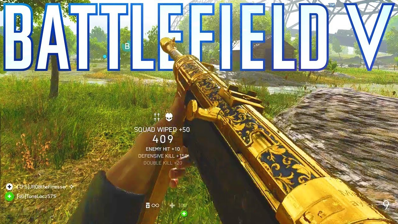 Battlefield 5 Best Weapons For Every Class (2019 Edition) | GAMERS