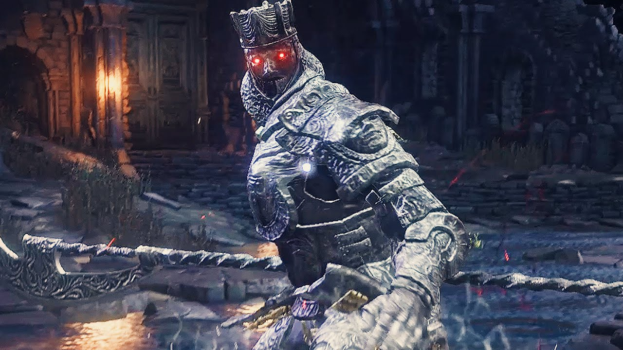 Dark Souls 3 Bosses Ranked Weakest to Strongest | GAMERS DECIDE