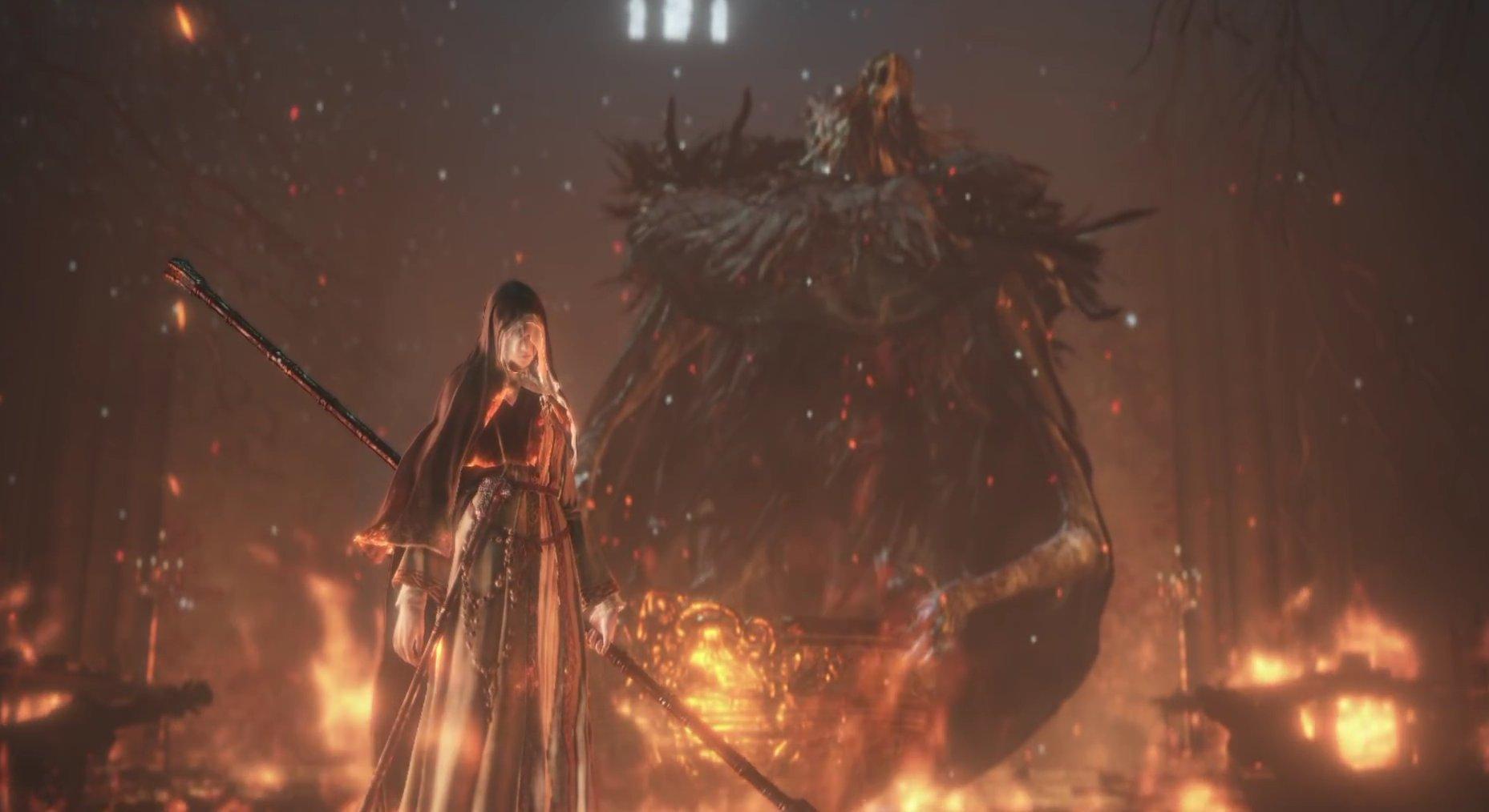 Dark Souls 3 Bosses Ranked Weakest To Strongest Gamers Decide
