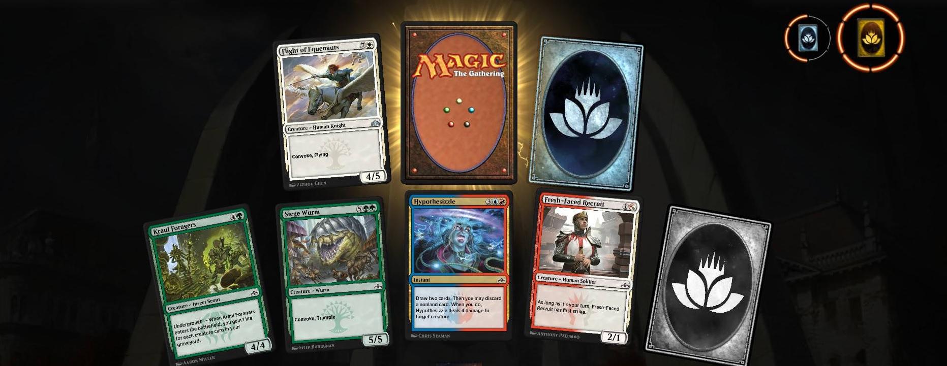 How To Get Wildcards In MTG Arena   GAMERS DECIDE