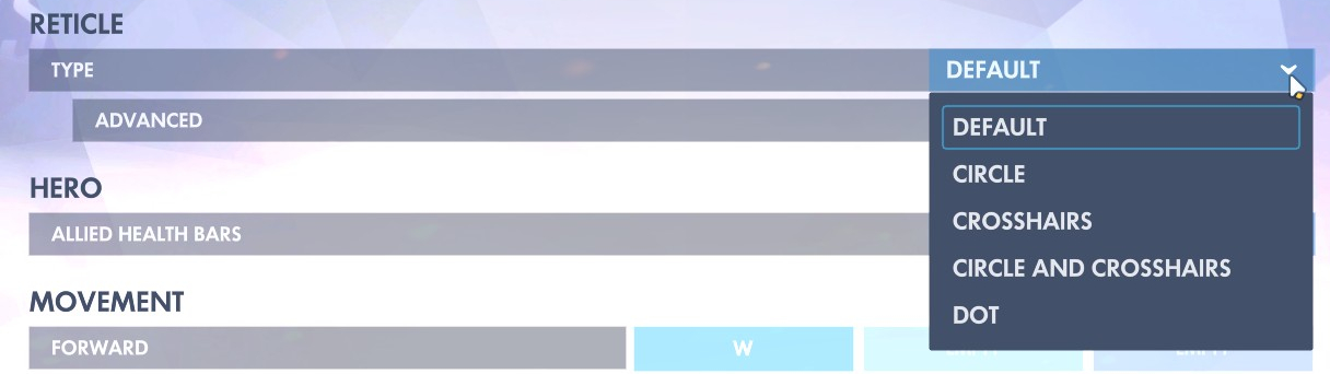 Overwatch: How To Change Crosshair (PC / PS4 / Xbox) | GAMERS DECIDE