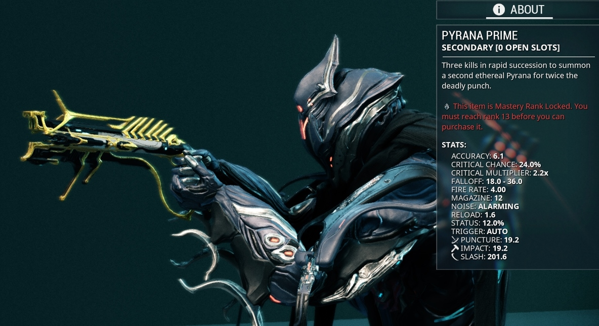 Warframe: Top 10 Best Secondary Weapons That Rock Hard! | GAMERS DECIDE