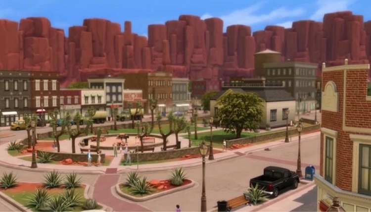 Top 10 Sims 4 Best Worlds That Are Amazing | GAMERS DECIDE