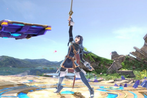 Lucina in Smash Ultimate
