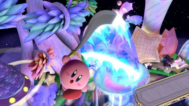 Kirby in Smash Ultimate