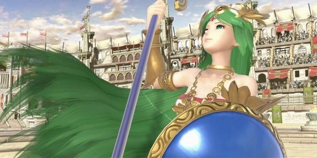 Palutena in Smash Ultimate