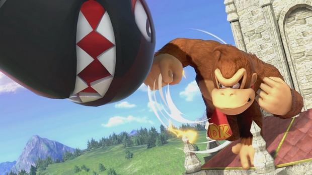 Donkey Kong in Smash Ultimate