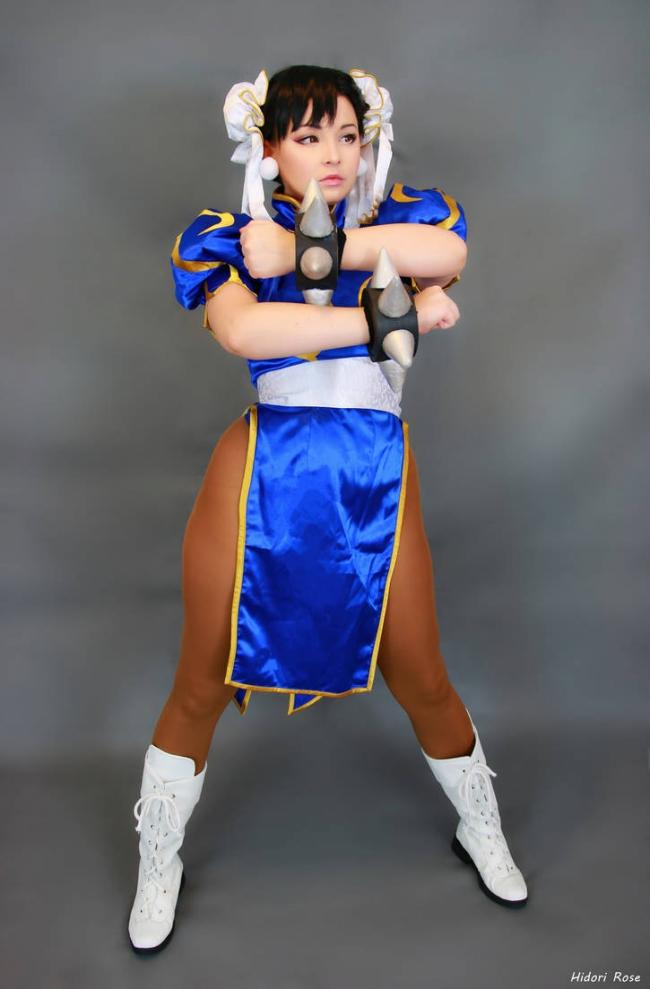 Best chun li cosplay