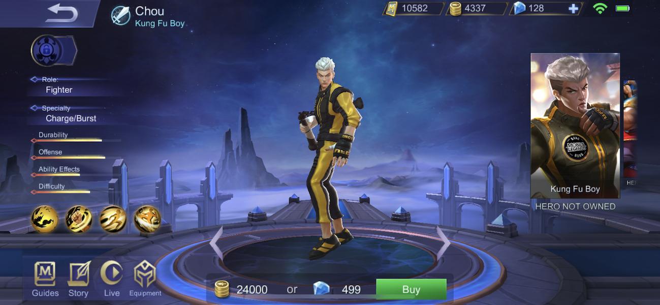 Mobile Legends Bang Bang Tier List (Mobile Legends Bang Bang