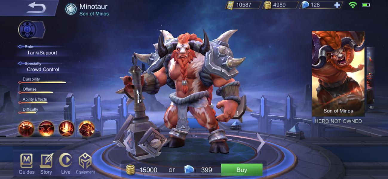 Mobile Legends Bang Bang Tier List (Mobile Legends Bang Bang Best