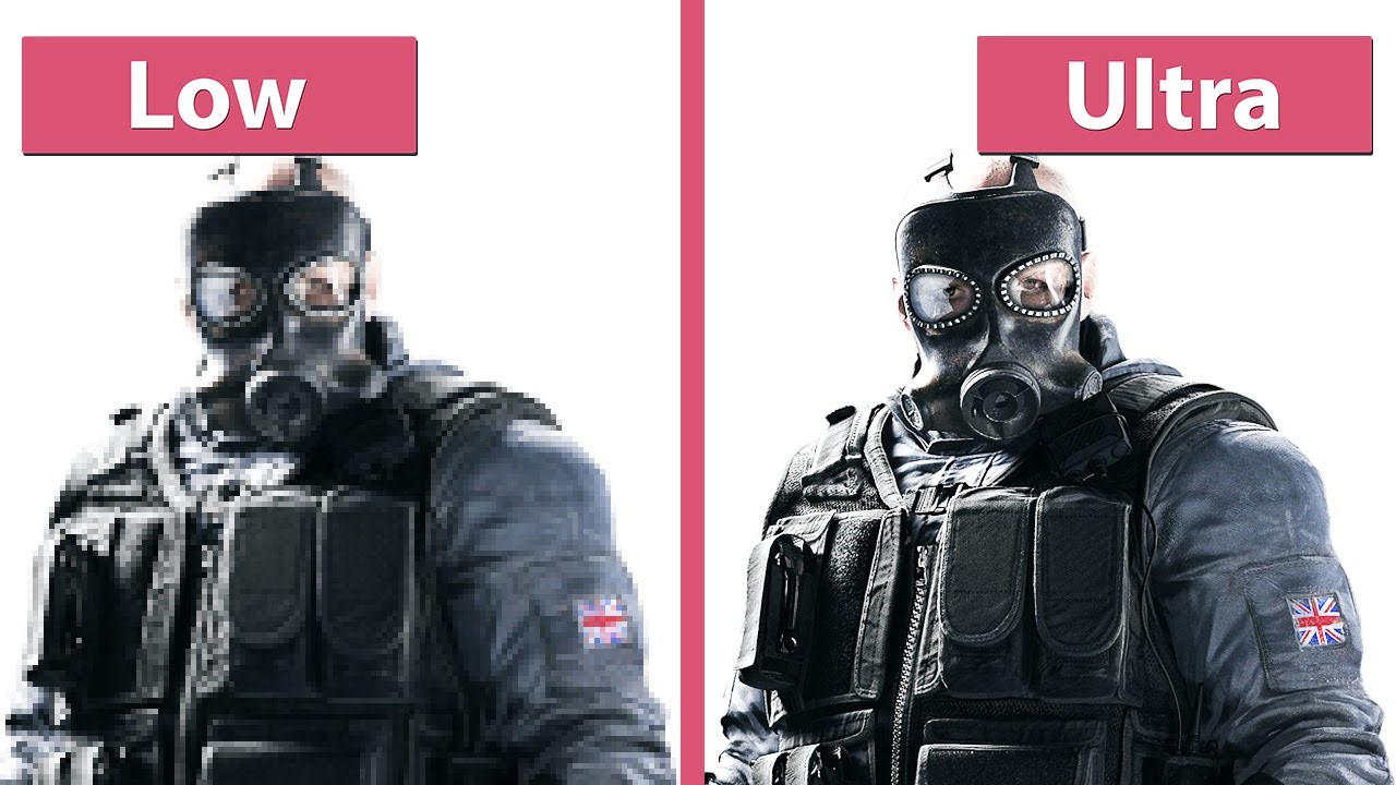 The 25 Best Rainbow 6 Siege Settings That Gets You More