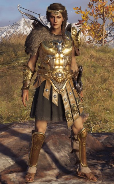 Top 5 Assassin S Creed Odyssey Best Armor And How To Get Them