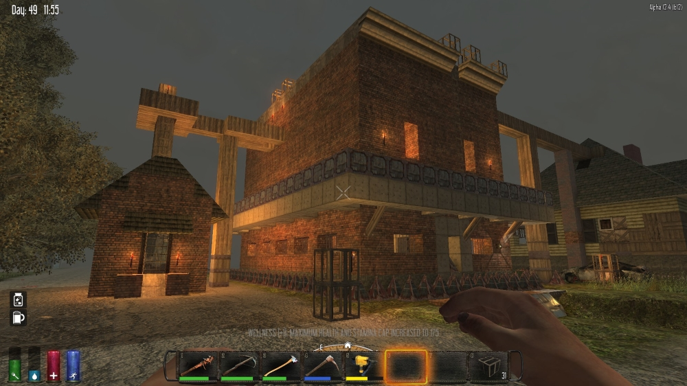 7 Days To Die Base Design Guide How To Build The Best Base Gamers Decide