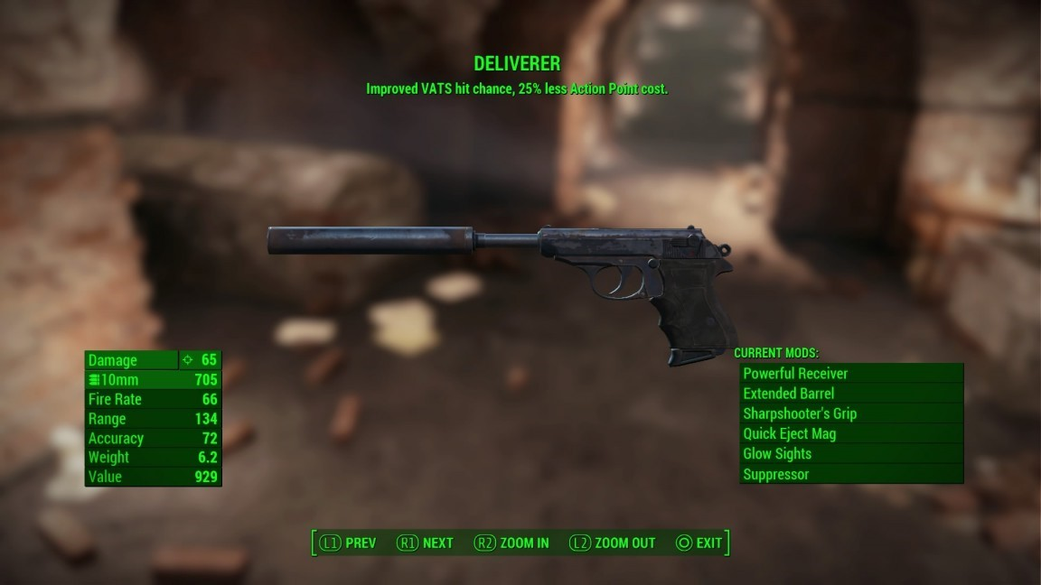 Top 10 Best Fallout 4 Weapons (And What's Deadly About Them