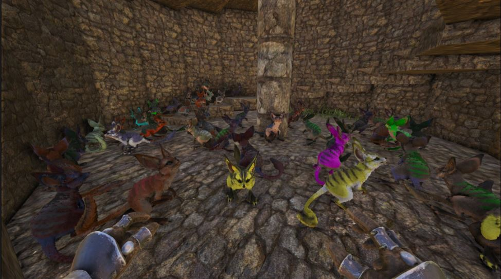 Top 10 Ark Survival Evolved Best Tames (Best Early Tames for