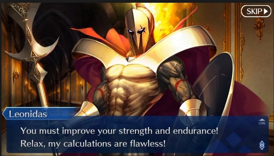Top 10 Fate Grand Order Lancers Leonidas I